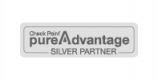 Silver Partner pure Advantage Logo checkpoint